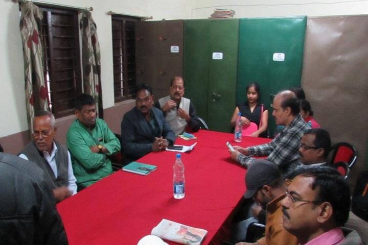 Ghanshyam Hemlata Vidya Mandir-Staff room