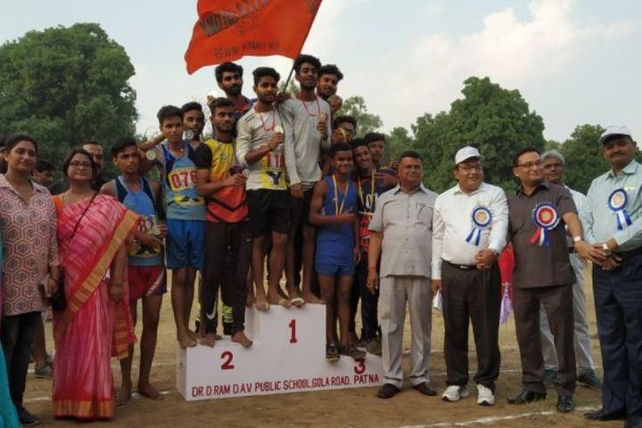 Dr Dukhan Ram Dav Public School-Champions