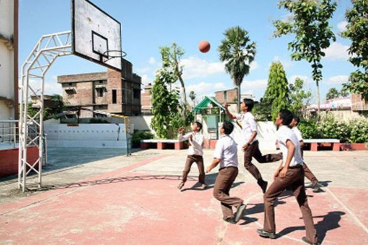 Dr Dukhan Ram Dav Public School-Outdoor Games