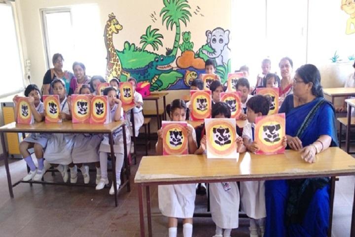Gouri Shankar Residential School-Children classroom