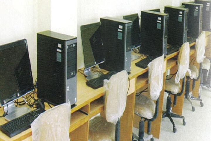 Gouri Shankar Residential School-Computer Lab