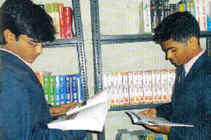 Gouri Shankar Residential School-Library