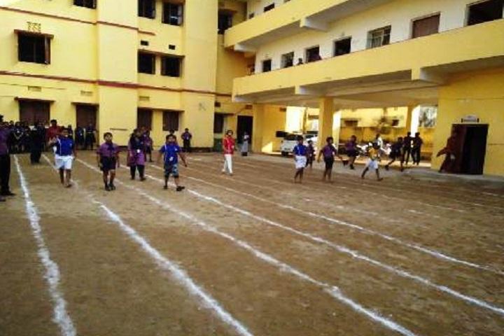 Gouri Shankar Residential School-Sports