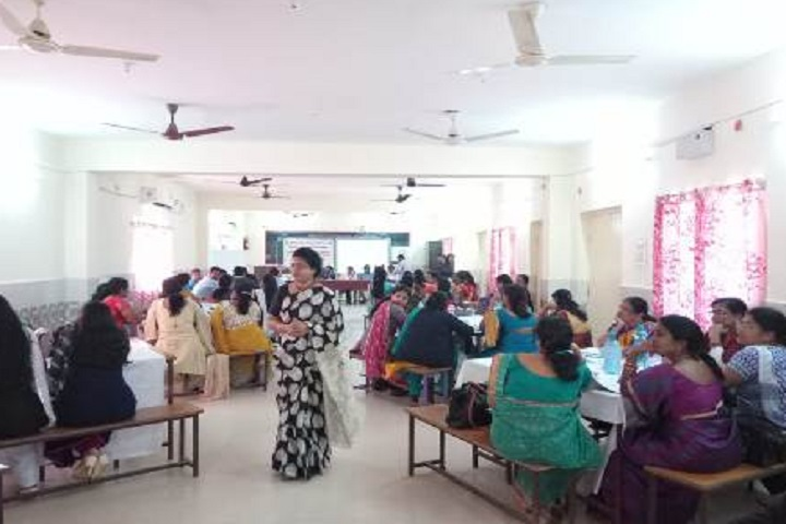 Gouri Shankar Residential School-Teacher Training