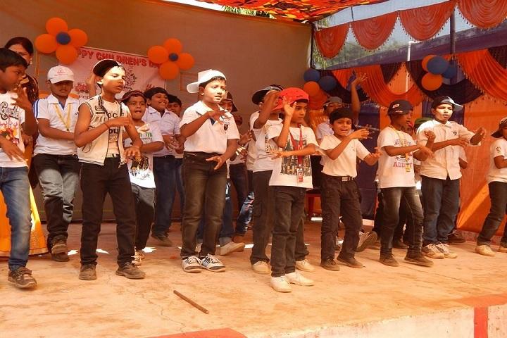 Guidance English Medium School Residencial-Dance