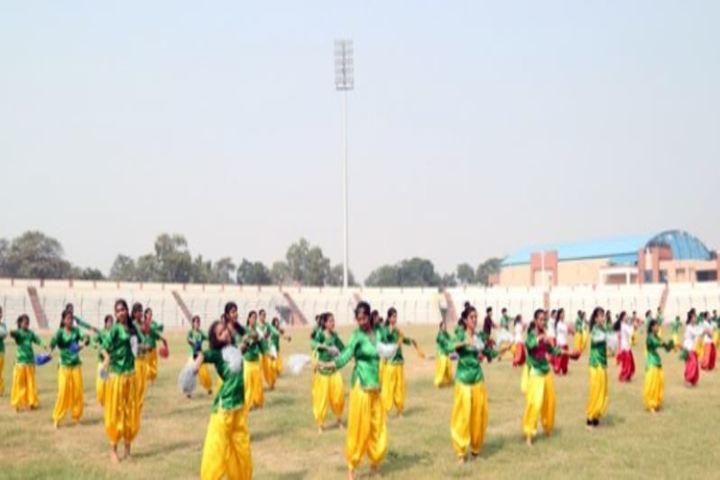 Dr  G L Dutta Dav Public School-Dance