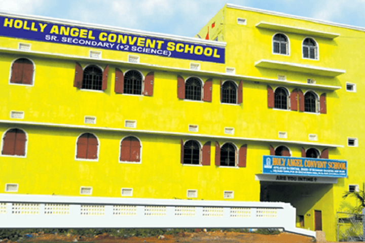 Holy Angel Convent School-Campus View