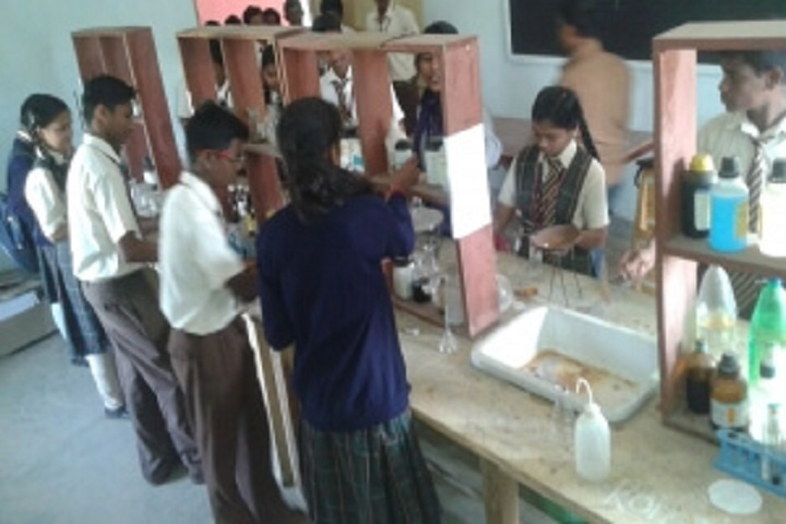 Holy Angel Convent School-Science Lab