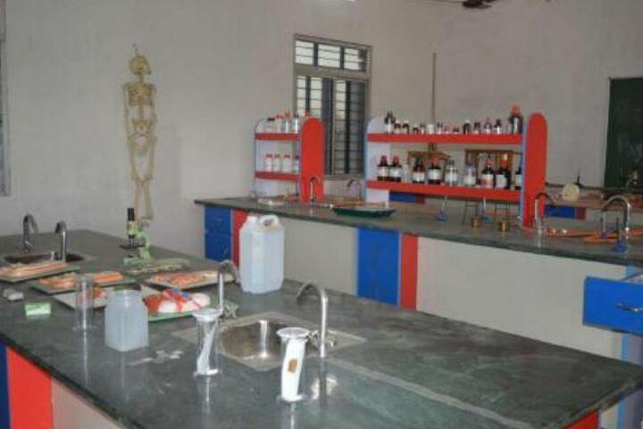 DVM Public School-Biology Lab