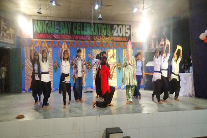 Jawahar Navodaya Vidyalaya-Annual Day Celebrations