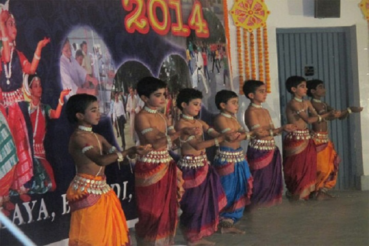 Jawahar Navodaya Vidyalaya-Cultural Day