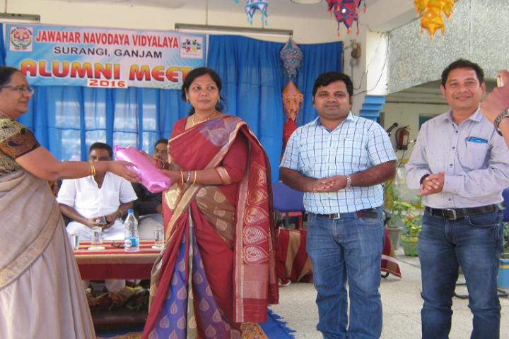 Jawahar Navodaya Vidyalaya-Annual Meet