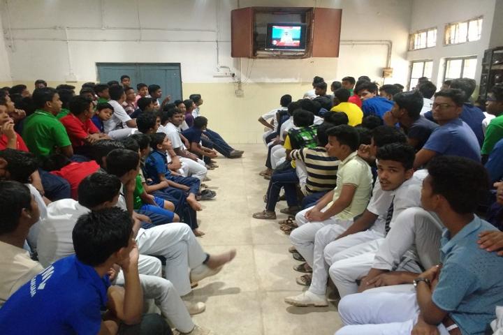 Jawahar Navodaya Vidyalaya-Examination regarding TV Show