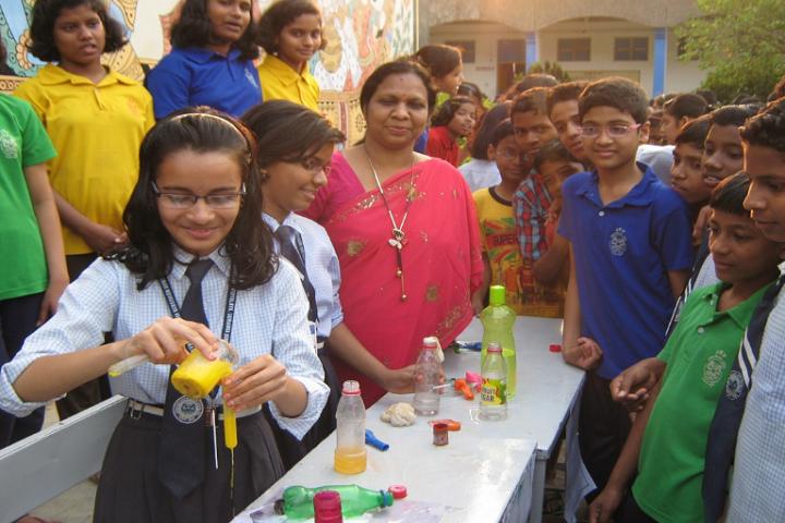 Jawahar Navodaya Vidyalaya-Science Day