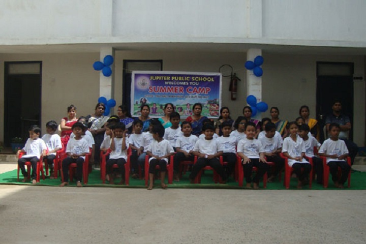 Jupiter Public School-Group Photo