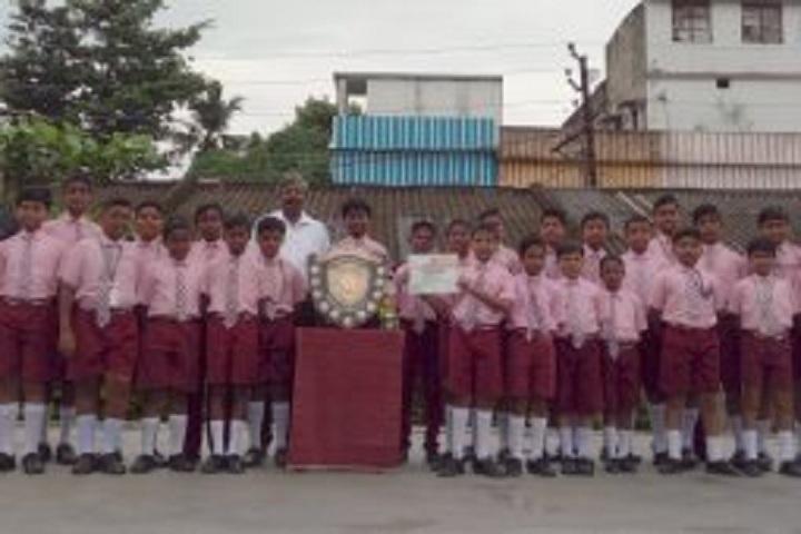 K C Public School-Award