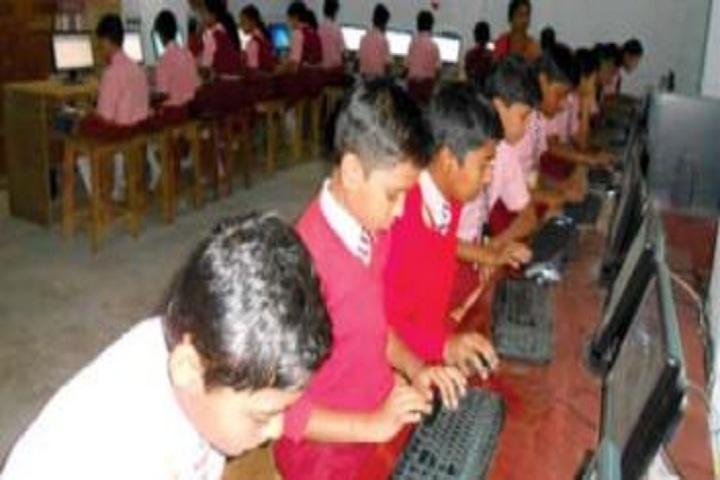 K C Public School-Computer Lab