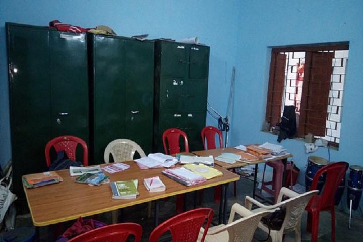 Kendriya Vidyalaya-Library Room