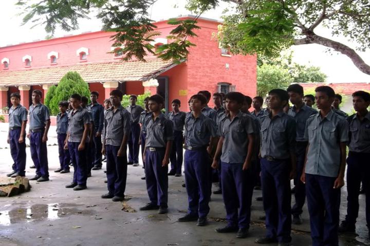 Eastern Railway Inter College-Assemble