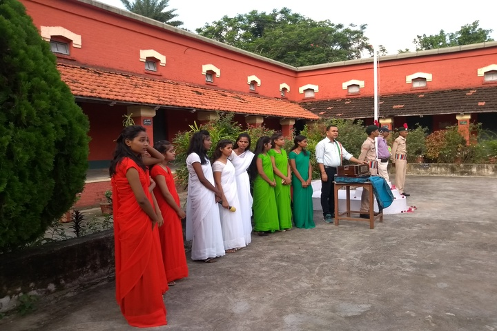 Eastern Railway Inter College-Events