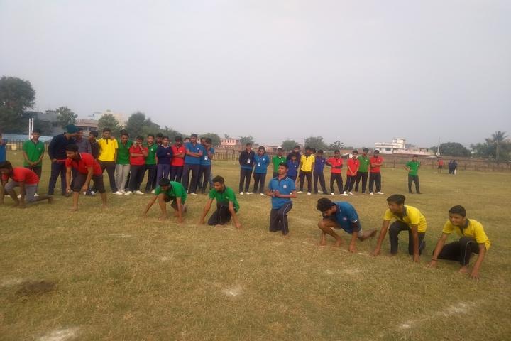 Eastern Railway Inter College-Sports