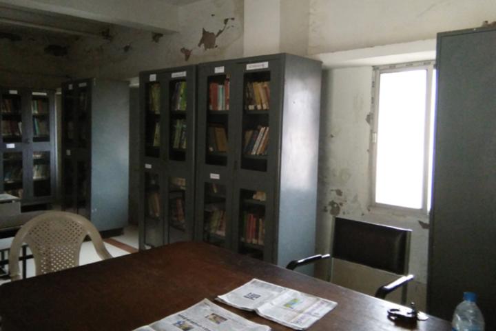Eastern Railway Inter College-Staff Room