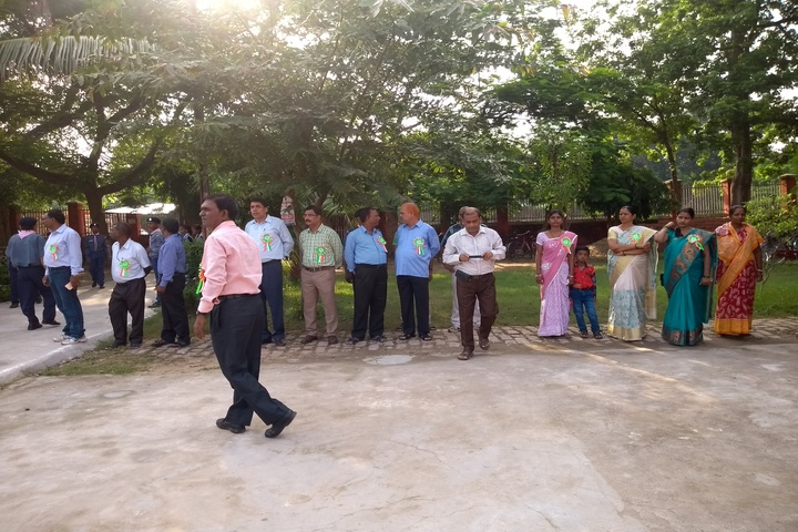 Eastern Railway Inter College-Teachers Day