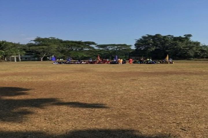 Kendriya Vidyalaya-Play Ground