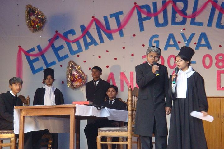 Elegant Public School-Drama