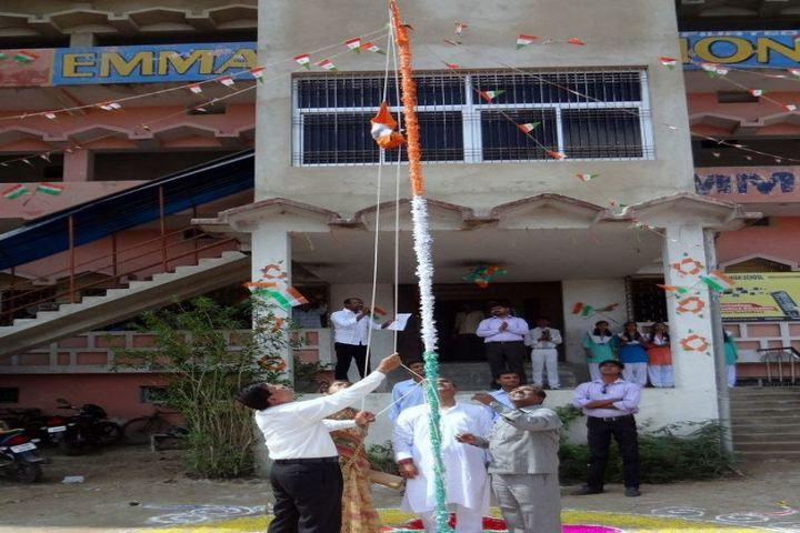 Emmanuel Mission High School-Independence Day Celebrations