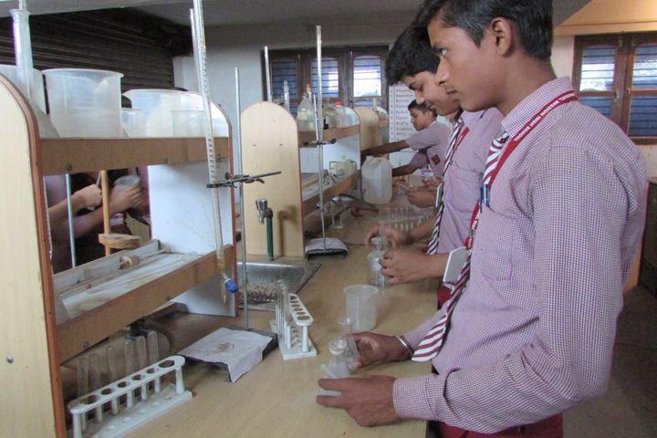 Emmanuel Mission High School-Lab