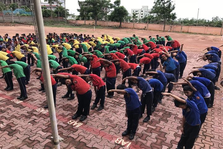 Kendriya Vidyalaya No 5-Students1