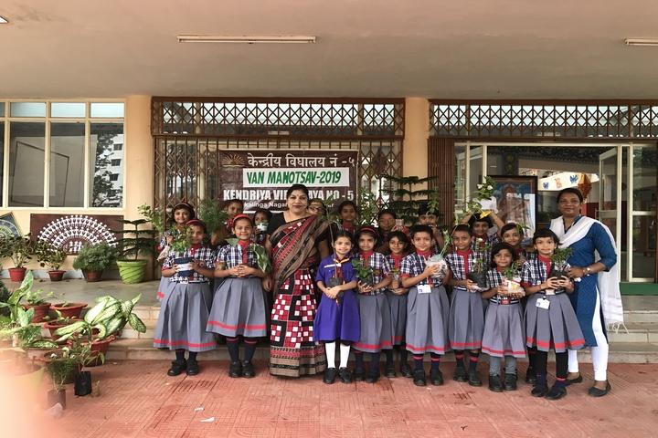 Kendriya Vidyalaya No 5-Environmental-Day