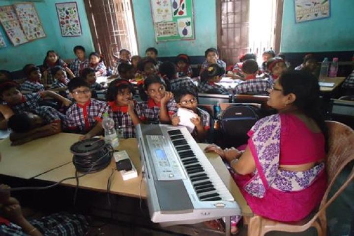 Kendriya Vidyalaya No 6-Music Room