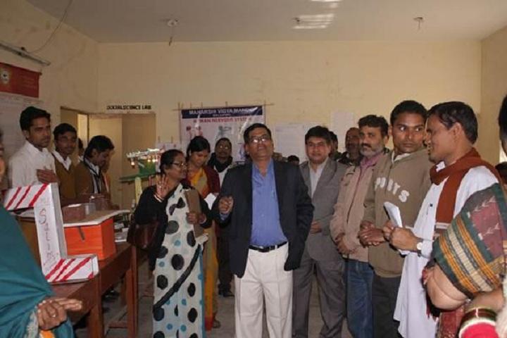 Maharishi Vidya Mandir-Science-Room