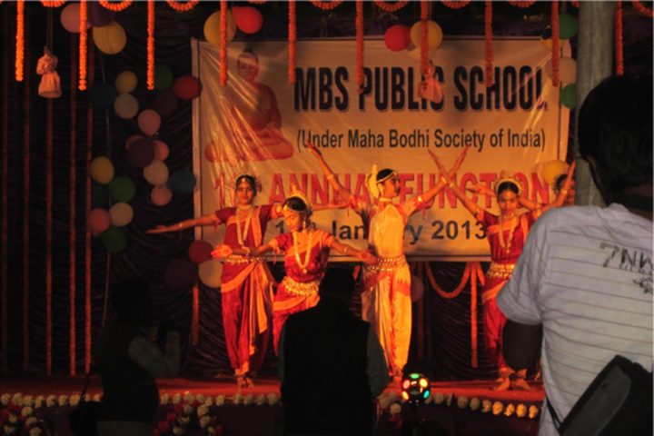 Mbs Public School-Annual-Day