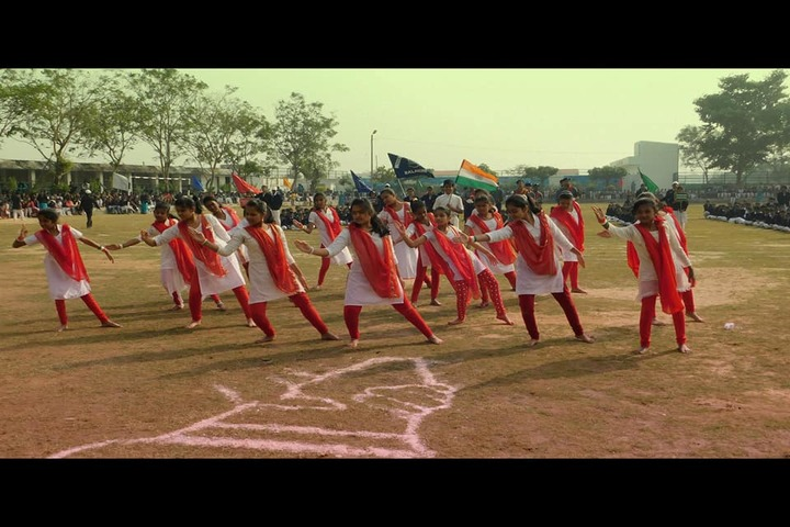 Modern Public School-Annual-Sports-Day