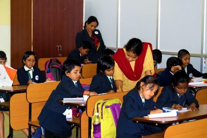 Mount Litera Zee School-Classroom