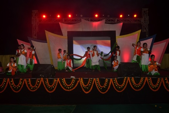 Mount Litera Zee School-Dance