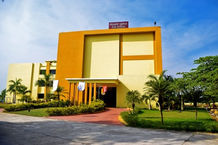 Mount Litera Zee School-Entrance-View