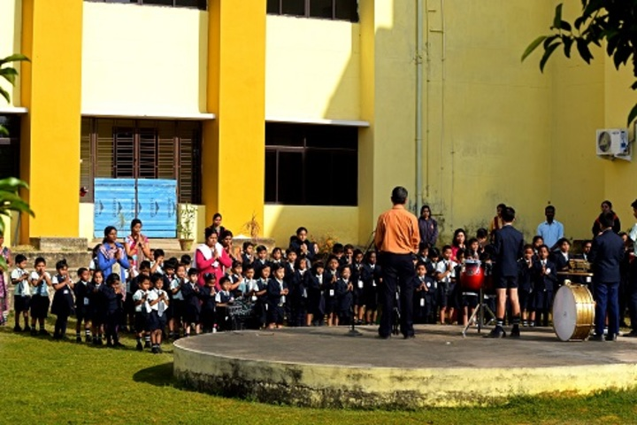 Mount Litera Zee School-Prayer