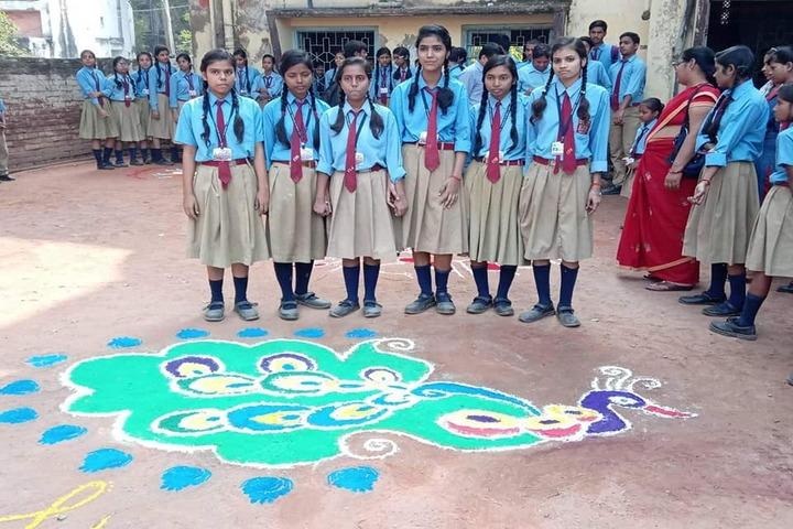 Frontline Public School-Activity
