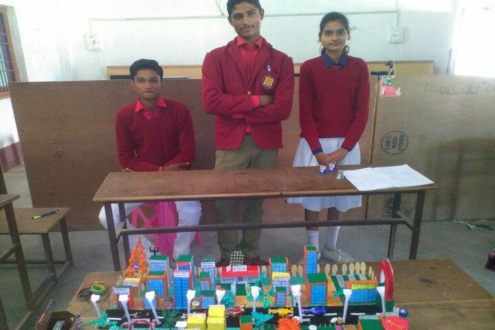 Frontline Public School-Art and craft