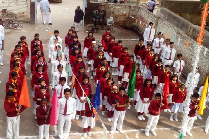 Frontline Public School-Republic Day Celebrations
