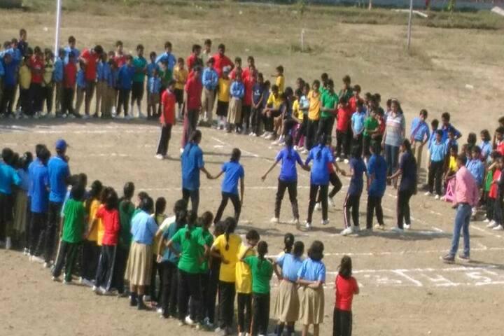 Frontline Public School-Sports