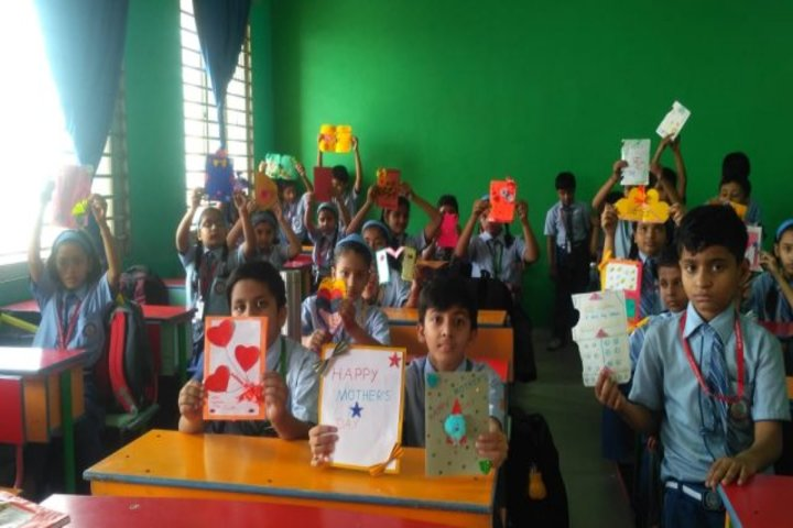 G D Mothers International School-Activity