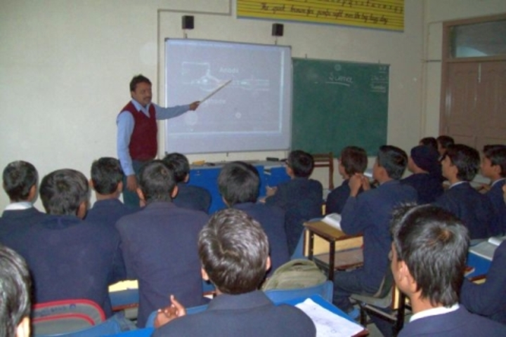 G D Mothers International School-Classroom