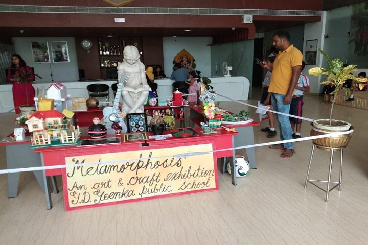 G D Goenka Public School-Art Exhibition