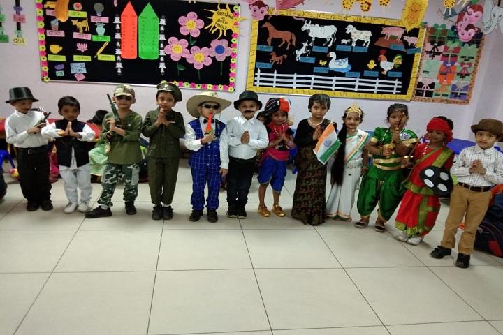 G D Goenka Public School-Fancy Dress Competition