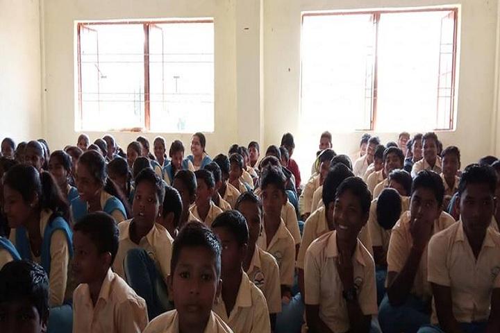 Odisha Adarsha Vidyalaya-Classroom
